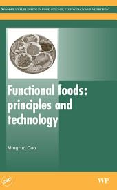 Functional Foods: Principles and Technology
