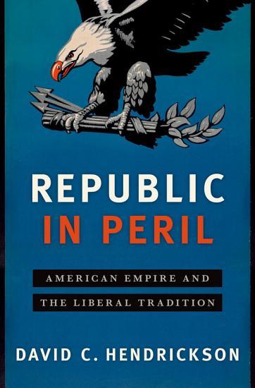 Republic in Peril PDF