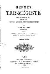 Hermès Trismégiste: traduction complète