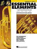 Essential Elements for Band Book