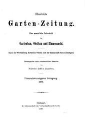 Illustrirte Garten-Zeitung: Band 24
