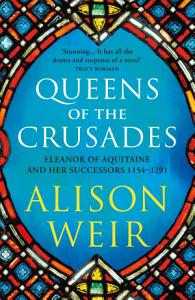 Queens of the Crusades Book