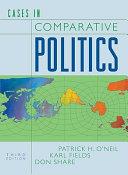 Cases In Comparative Politics Book PDF