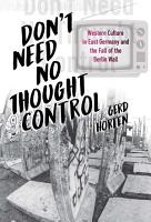 Don t Need No Thought Control PDF