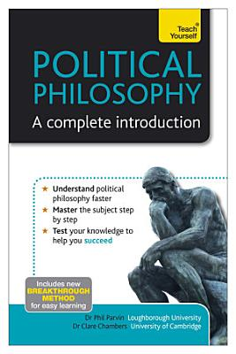 Political Philosophy  A Complete Introduction  Teach Yourself PDF