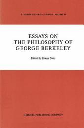 Essays on the Philosophy of George Berkeley