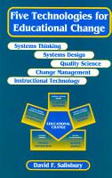 Five Technologies for Educational Change PDF