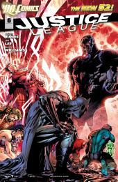 Justice League (2011- ) #6