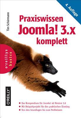 Praxiswissen Joomla  3 x komplett PDF