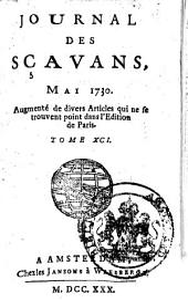 Journal des sçavans: Volume100