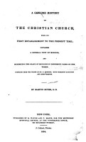 A Concise History of the Christian Church PDF