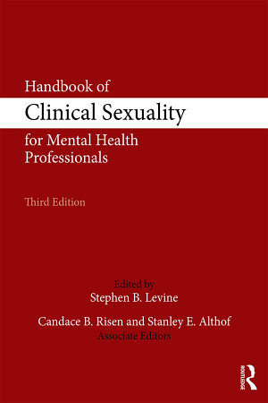 Handbook of Clinical Sexuality for Mental Health Professionals PDF