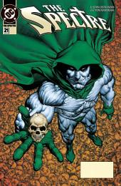 The Spectre (1992-) #21
