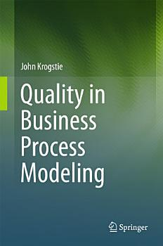 Quality in Business Process Modeling PDF