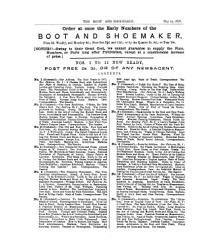 The Boot   shoemaker PDF