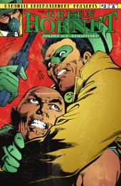 Green Hornet: Golden Age Re-Mastered #2