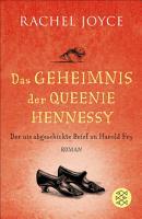 Das Geheimnis der Queenie Hennessy PDF