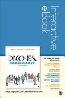 Discover Sociology Interactive EBook PDF