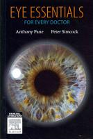 Eye Essentials for Every Doctor PDF