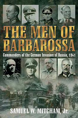 Men of Barbarossa PDF