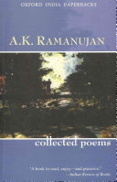 The Collected Poems of A K  Ramanujan PDF