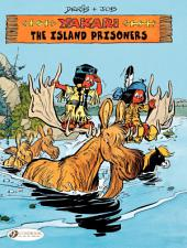 Yakari - Volume 7 - The Island Prisoners
