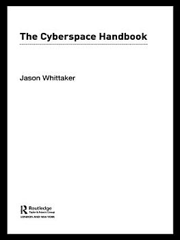 The Cyberspace Handbook PDF