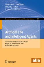 Artificial Life and Intelligent Agents PDF