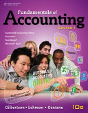 Fundamentals of Accounting  Course 1 PDF
