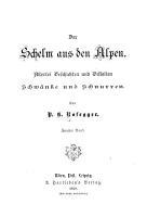Der Schelm aus den Alpen PDF