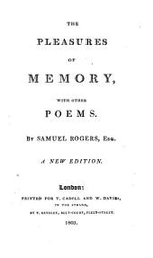 The Pleasures of Memory, with Other Poems