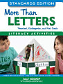More Than Letters  Standards Edition