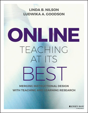 Online Teaching at Its Best PDF