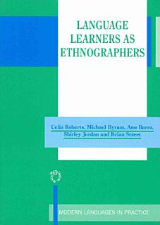 Language Learners as Ethnographers Book