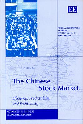 The Chinese Stock Market