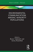 Environmental Communication Among Minority Populations PDF