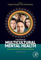 Handbook of Multicultural Mental Health PDF