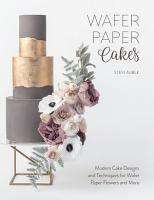 Wafer Paper Cakes PDF