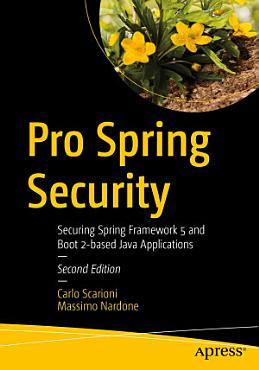 Pro Spring Security PDF