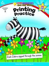 Printing Practice, Grade 2