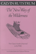 Download The New Way of the Wilderness Book
