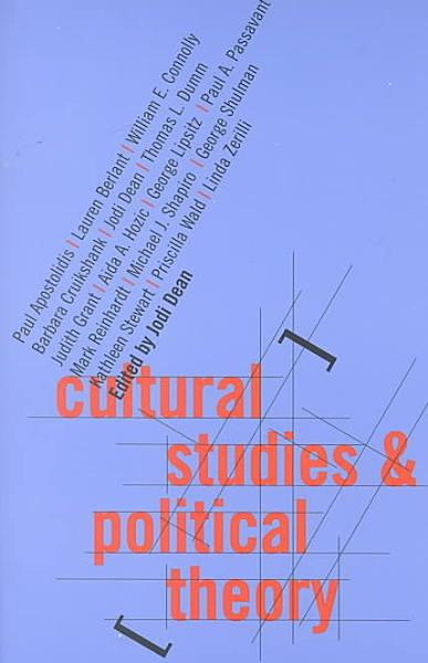Cultural Studies & Political Theory