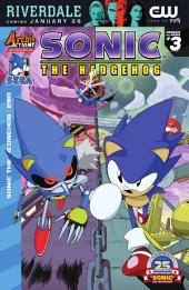 Sonic The Hedgehog #290: Genesis of a Hero Part Three
