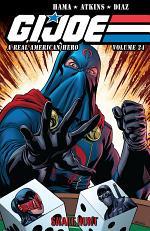 G. I. JOE: a Real American Hero, Vol. 24 - Snake Hunt