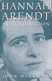 Hannah Arendt: An Introduction