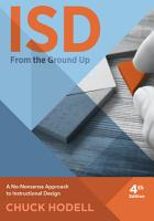 ISD from the Ground Up  4th Edition PDF