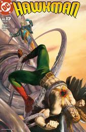Hawkman (2002-) #17