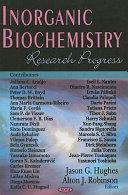 Inorganic Biochemistry PDF