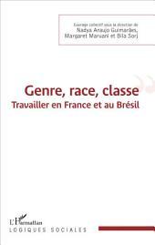 Genre, race, classe: Travailler en France et au Brésil