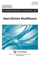 International Journal of User-Driven Healthcare, Vol 1 ISS 2